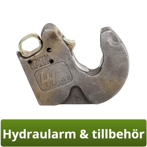 Hydraularm tryckstång tillbehör